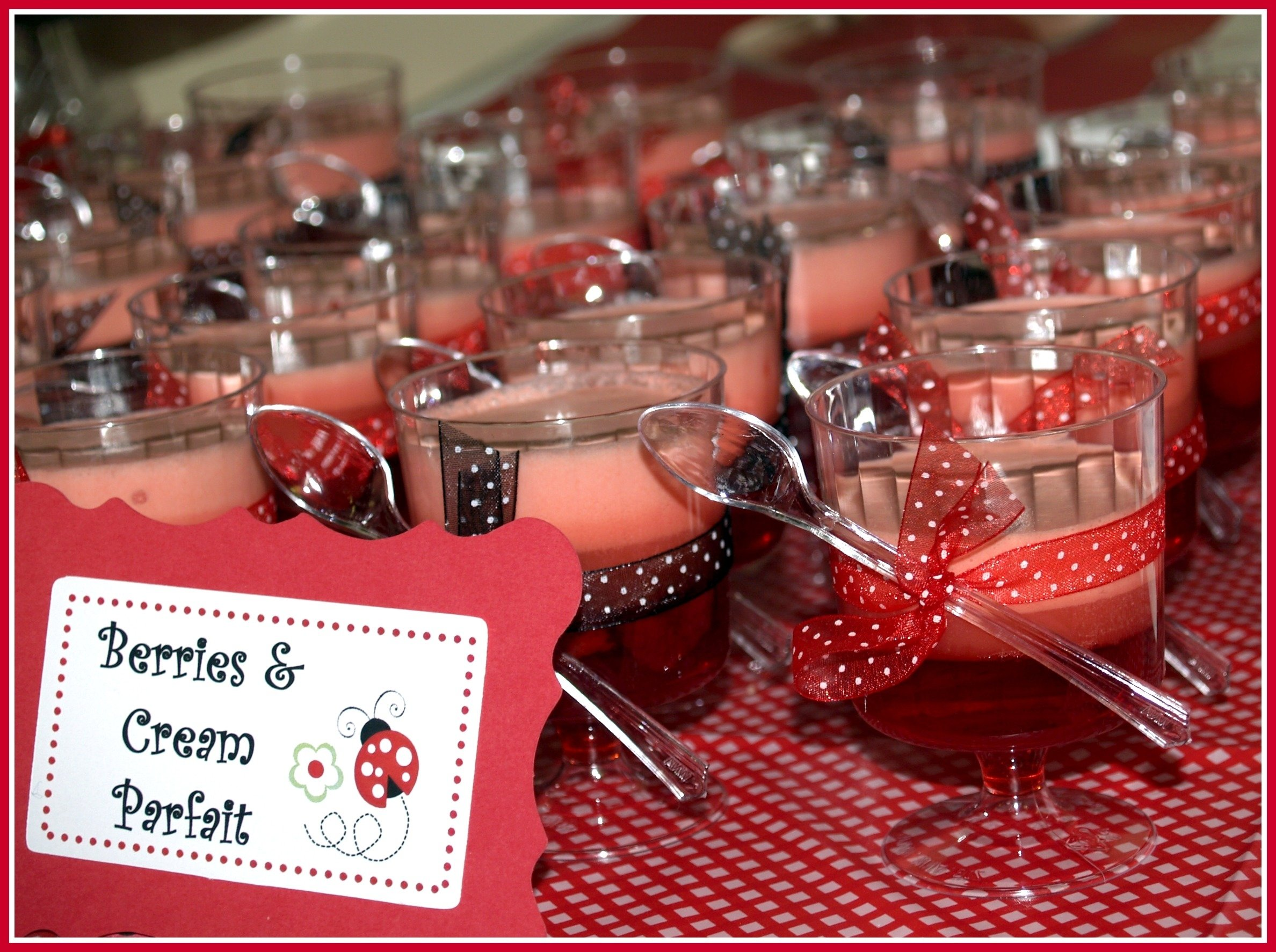 10 Attractive Lady Bug Baby Shower Ideas photo ladybug baby shower decorations image