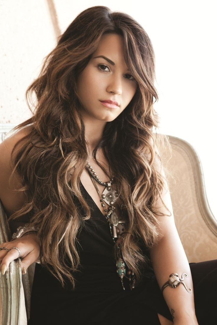 10 Great Haircut Ideas For Long Thick Hair photo long layered haircuts for thick straight hair 16 stunning