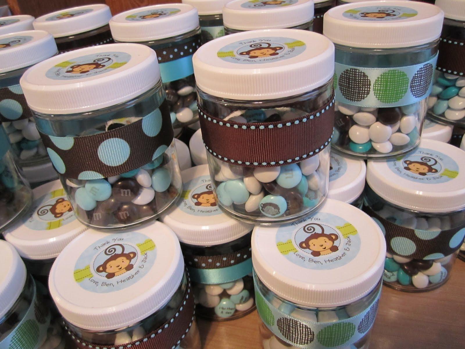 10 Most Popular Monkey Themed Baby Shower Ideas photo monkey baby shower gift image 1 2020