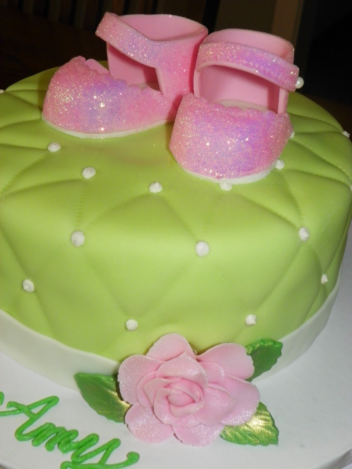 10 Famous Pink And Green Baby Shower Ideas photo pink and green owl baby image 2020
