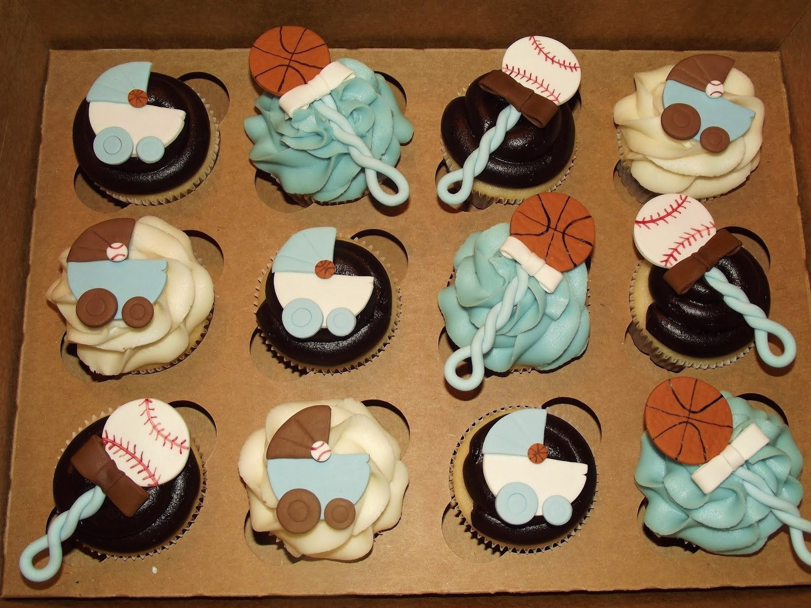 10 Ideal Sports Themed Baby Shower Ideas photo suzy s sweet shoppe image