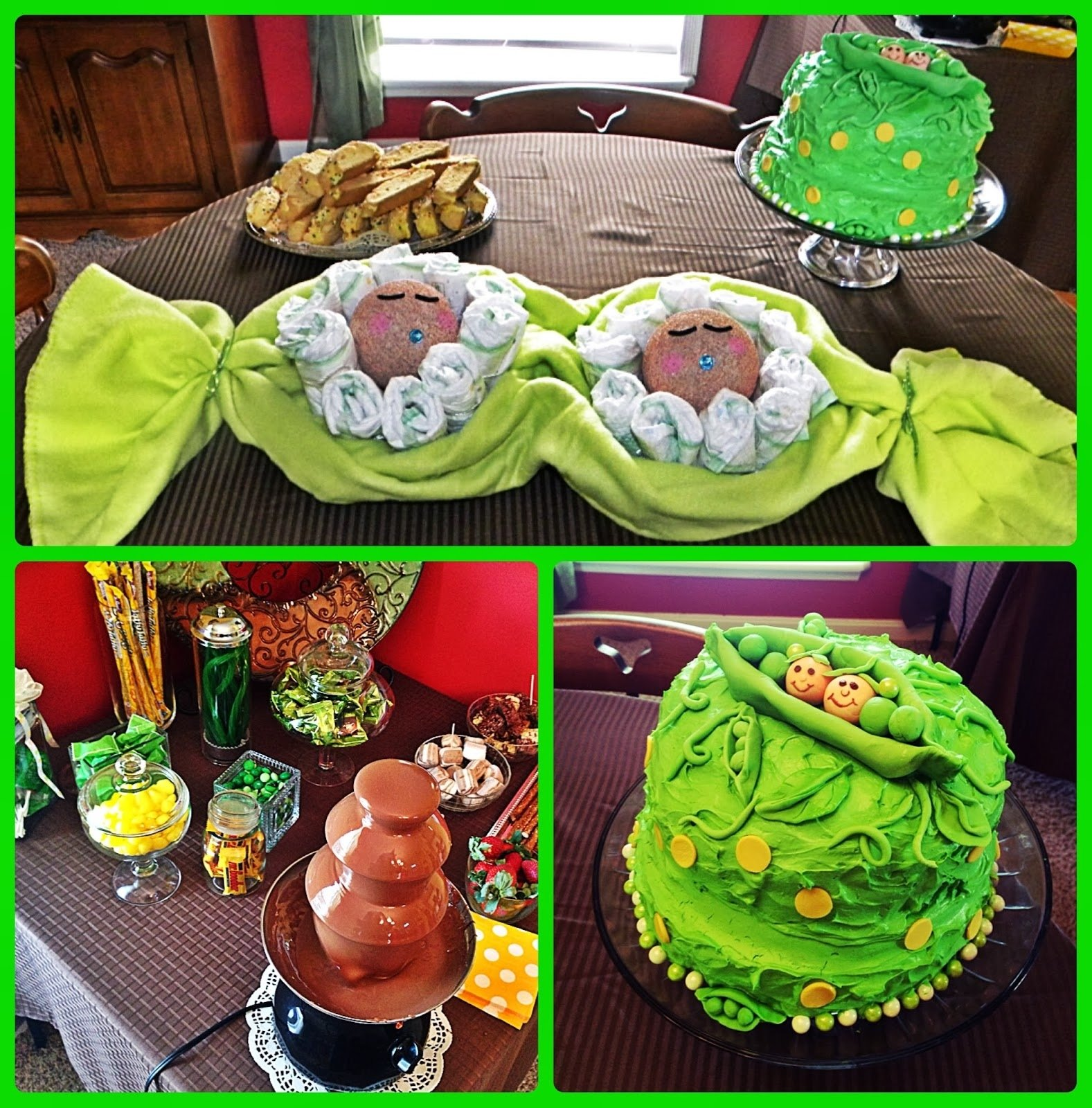 10 Most Recommended Two Peas In A Pod Baby Shower Ideas photo two peas in a pod image 2020