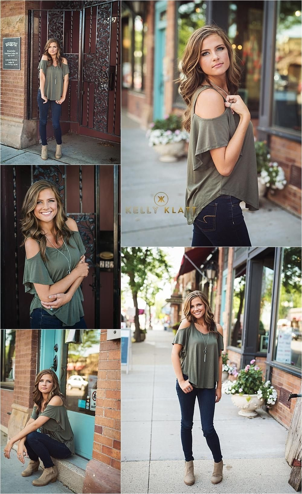 10 Perfect Senior Picture Outfit Ideas For Girls photographykelly klatt senior pictures in minnesota 1 2020