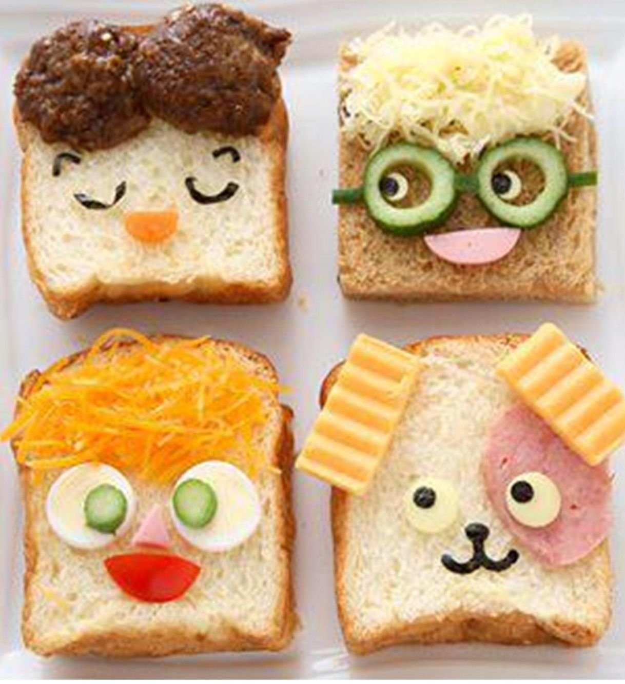 10 Best Creative Food Ideas For Kids Pick A Sandwich That Catches Your Fancy Childrens