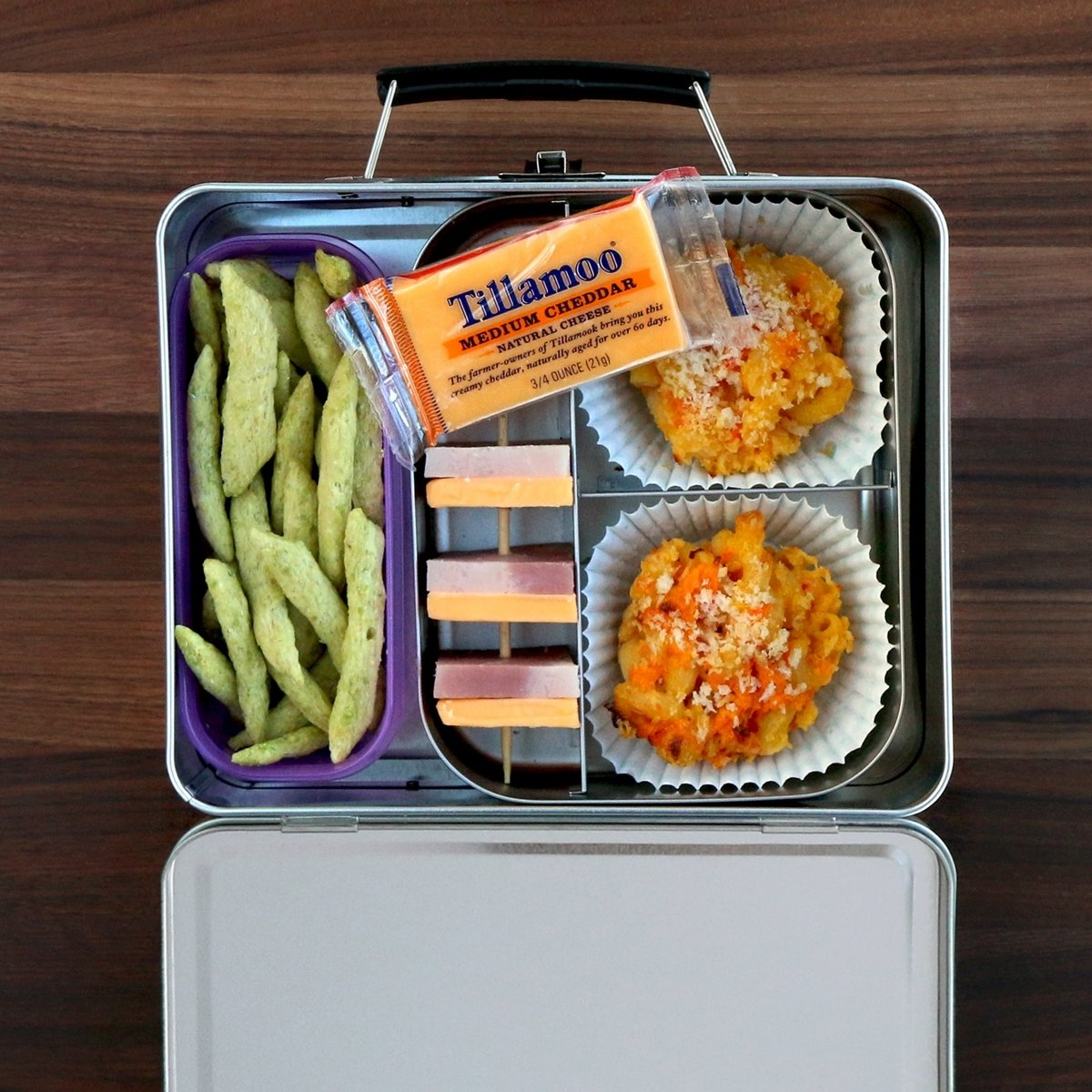 10 Cute Lunch Box Ideas For Picky Eaters picky eaters lunchbox idea tillamook 1