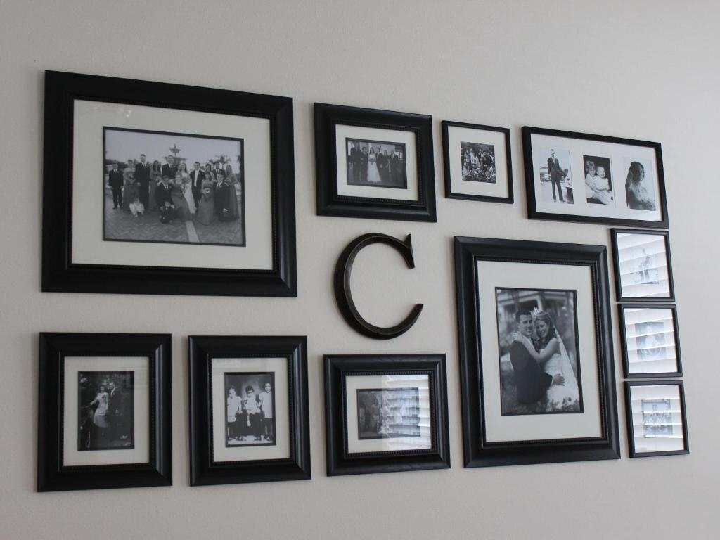 10 Most Popular Picture Frame Collage Ideas For Wall picture frame collage ideas wall e280a2 walls ideas 2020