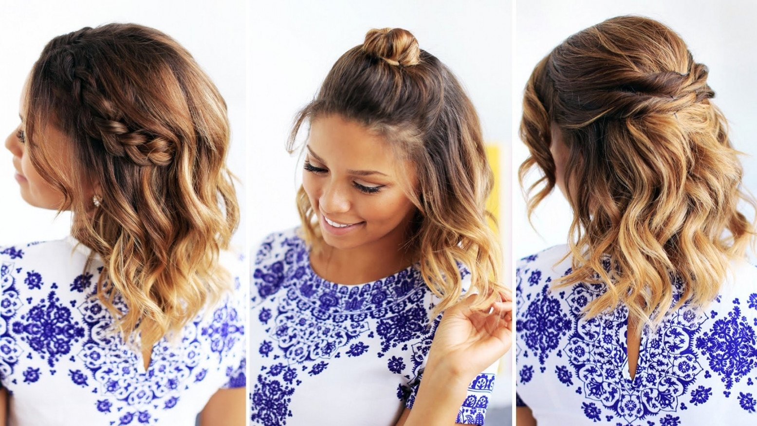 10 Elegant Cute Ideas For Short Hair pictures of cute hairstyles for short hair hairstyle getty