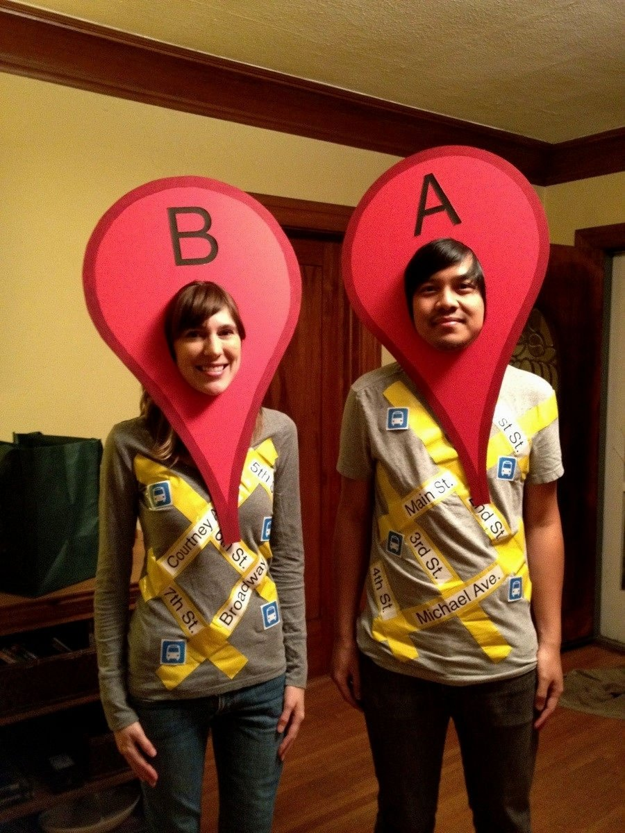 10 Most Recommended Homemade Halloween Costume Ideas For Couples pictures of halloween costume ideas for couples archives 2020