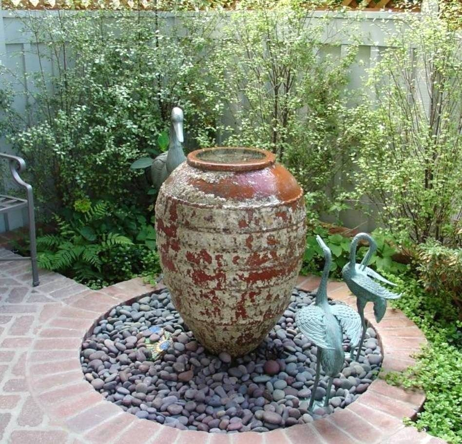 10 Perfect Water Feature Ideas For Small Gardens pictures small garden water features the garden inspirations 2020
