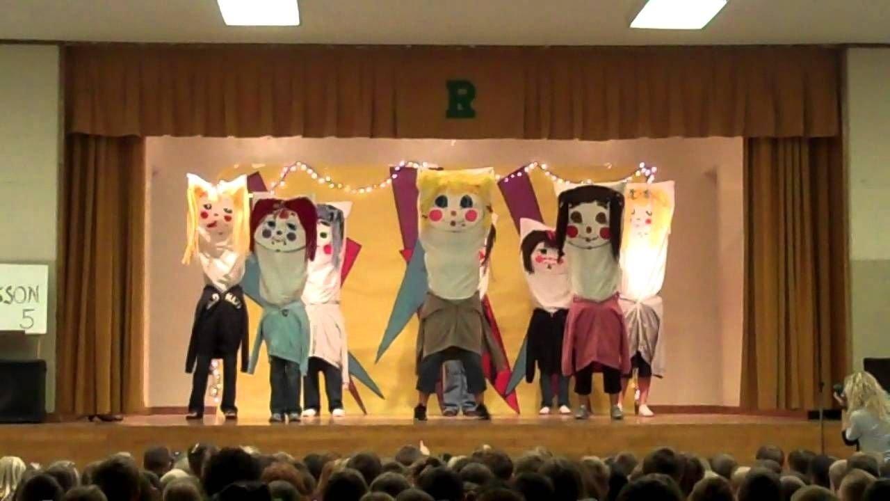 10 Stylish Talent Show Ideas For Teachers pillow people rves teacher talent show 2011 classroom ideas 1 2020