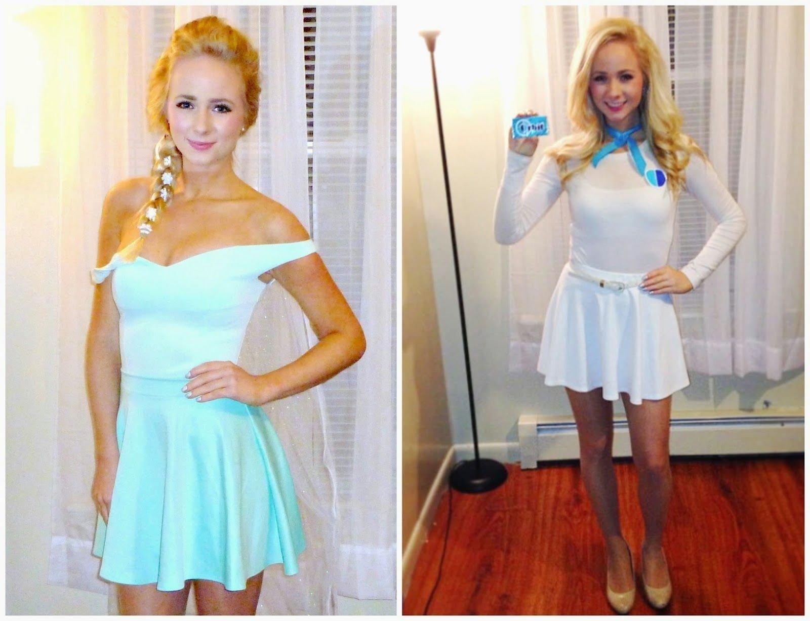 10 Great Halloween Costume Ideas For Blondes pinalexis schaufert on diy pinterest easy halloween costumes 2020