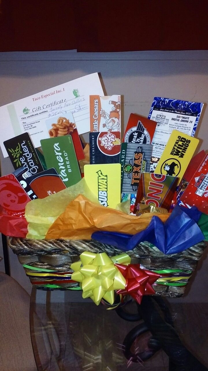 10 Best Gift Card Gift Basket Ideas pinalicia amond on gift card gift basket ideas pinterest 2020