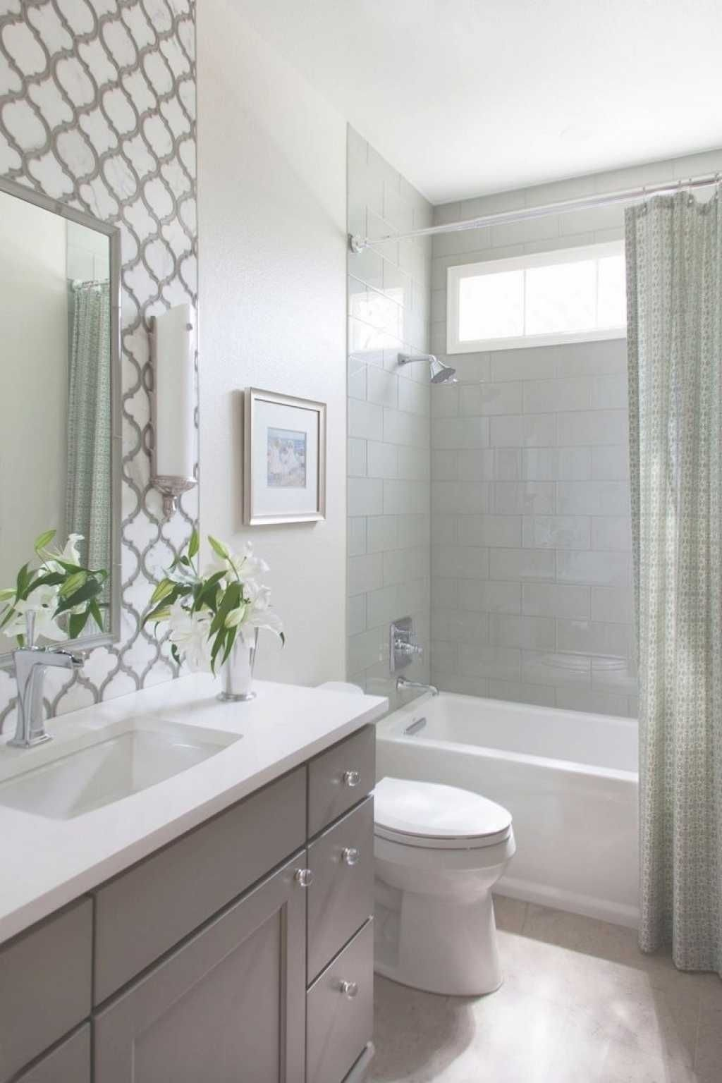 10 Fantastic Ideas For Remodeling A Small Bathroom pinarchitecture design magz on bathroom design ideas pinterest 1