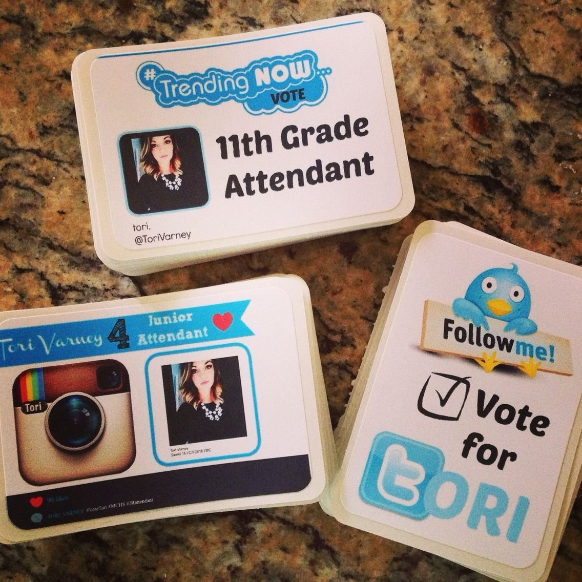 10 Cute Campaign Ideas For High School pinashley wallace on my designs pinterest craft 1 2020