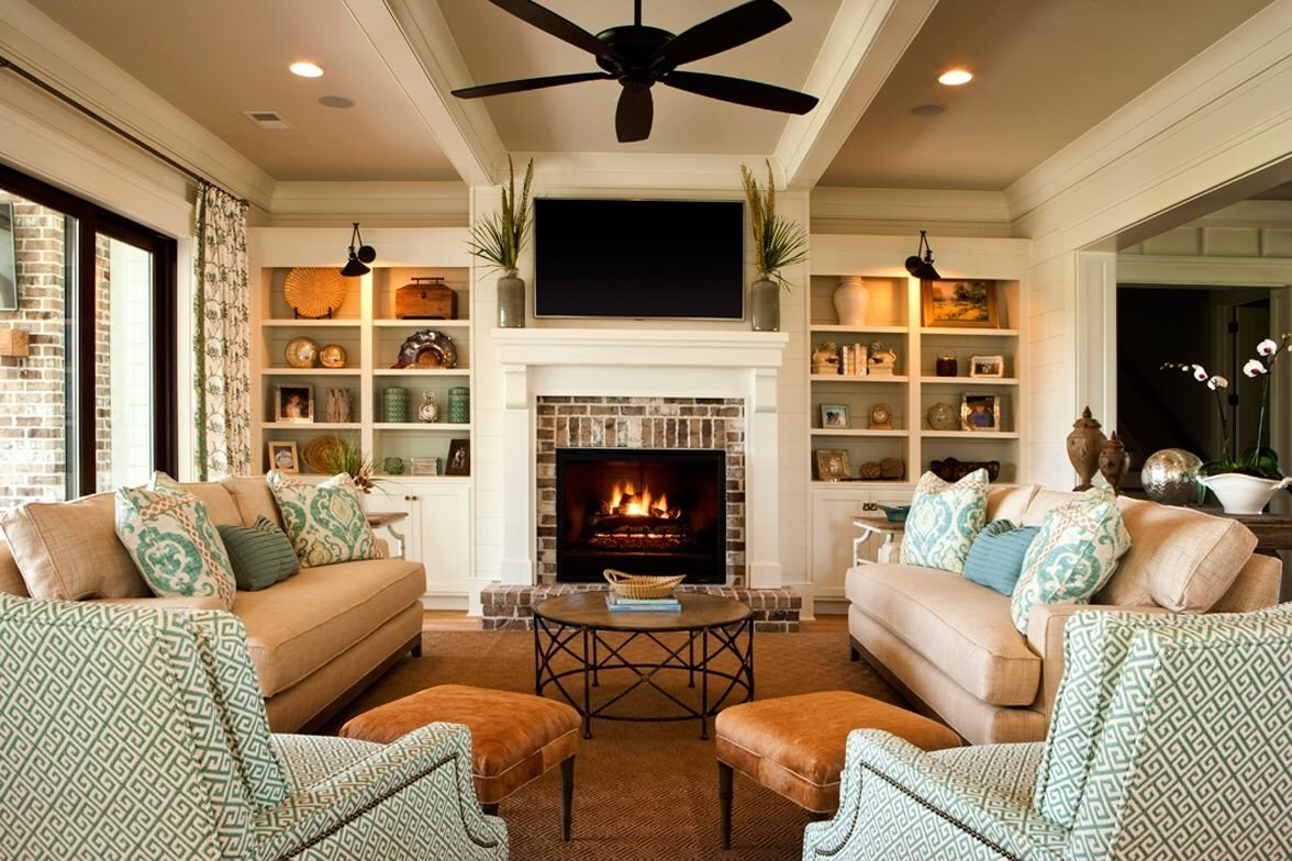 10 Great Family Room Furniture Layout Ideas pinbevin dail on living room pinterest living rooms room