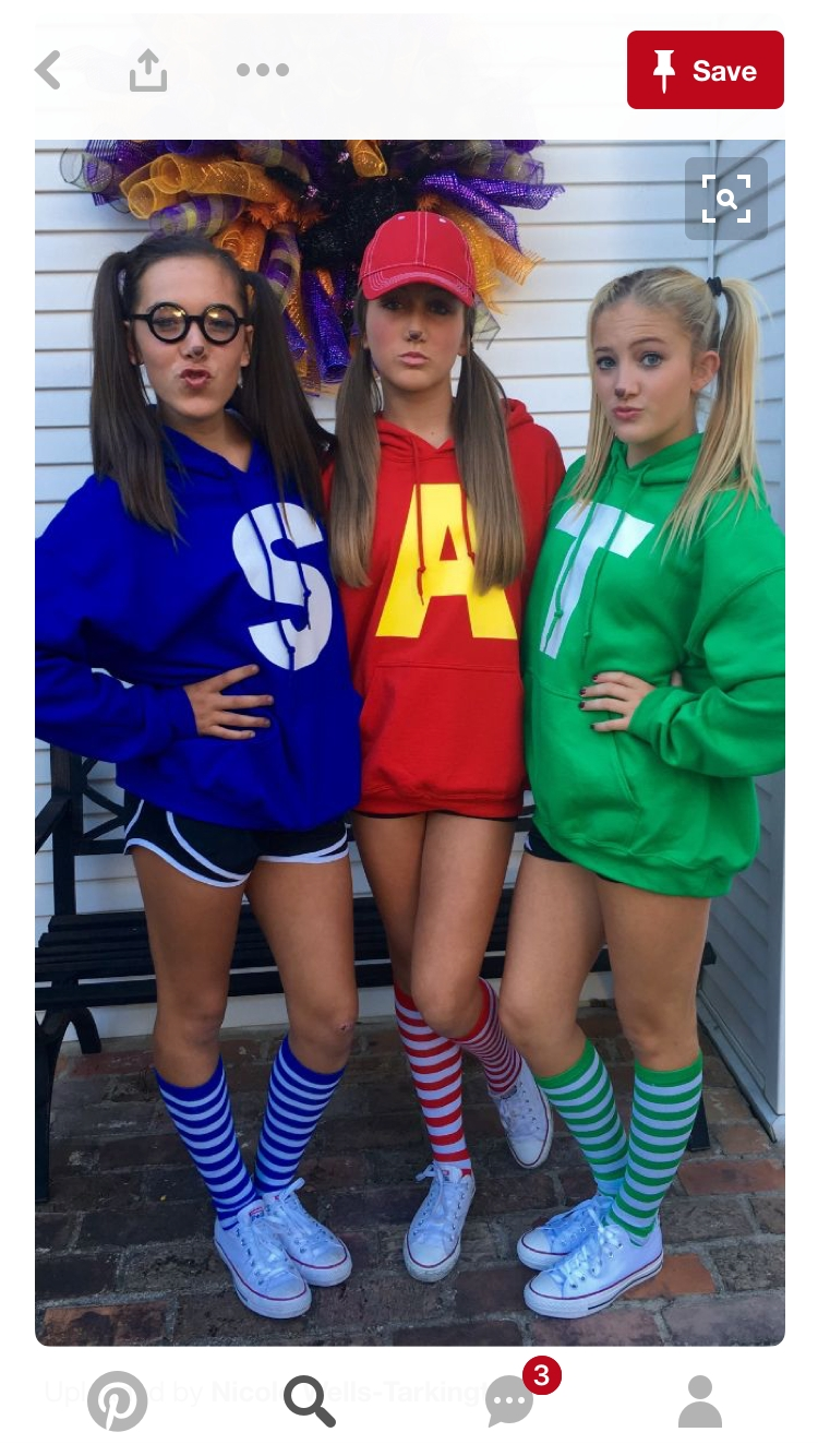 10 Stylish Cute Group Halloween Costume Ideas 2020