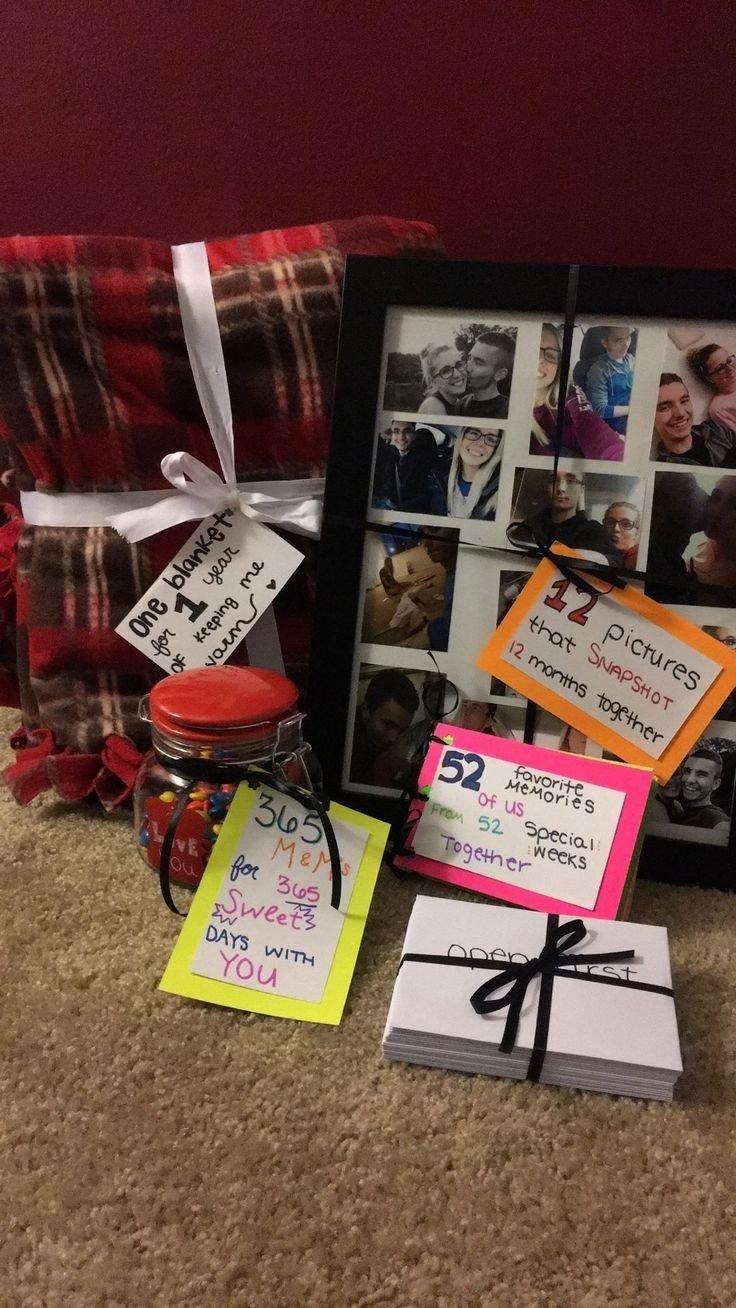 10 Lovable Gift Ideas For Boyfriend Anniversary pincindy ann on valentines day pinterest anniversaries 12 2021