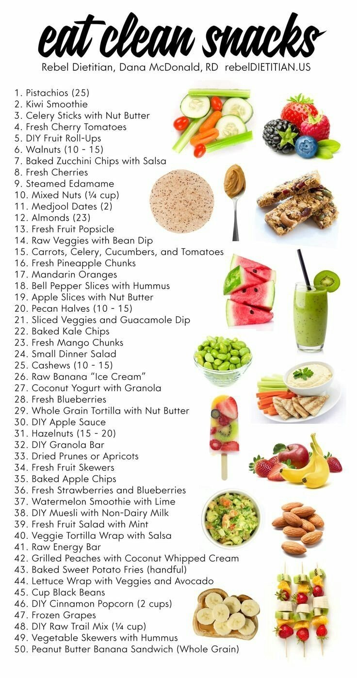 10 Awesome Healthy Snack Ideas For Weight Loss pinclaudia griffiths on food pinterest clean eating snacks 2020
