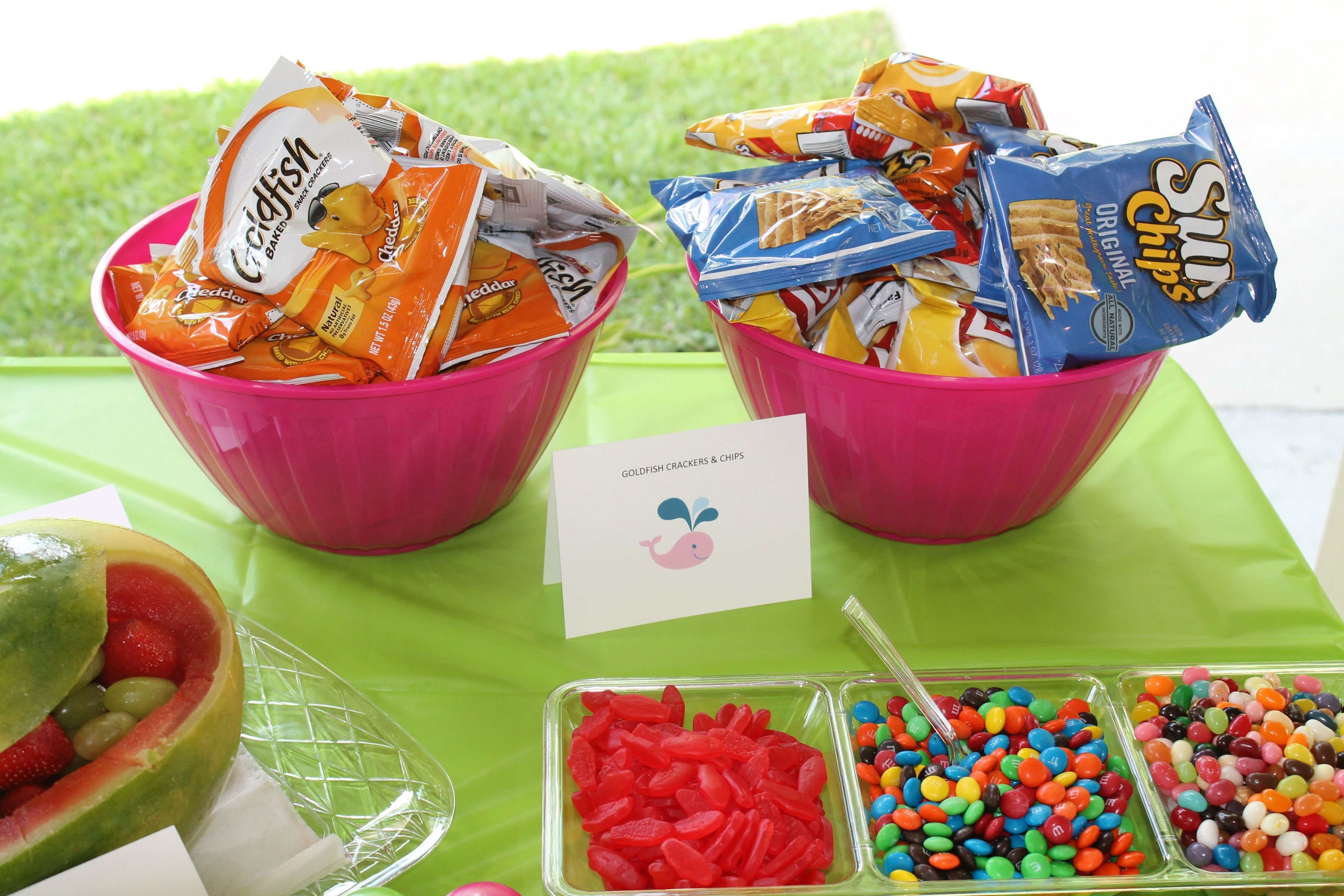 10 Stylish Pool Party Food Ideas For Kids pinerin sells savannah on party ocean preppy birthday 2020