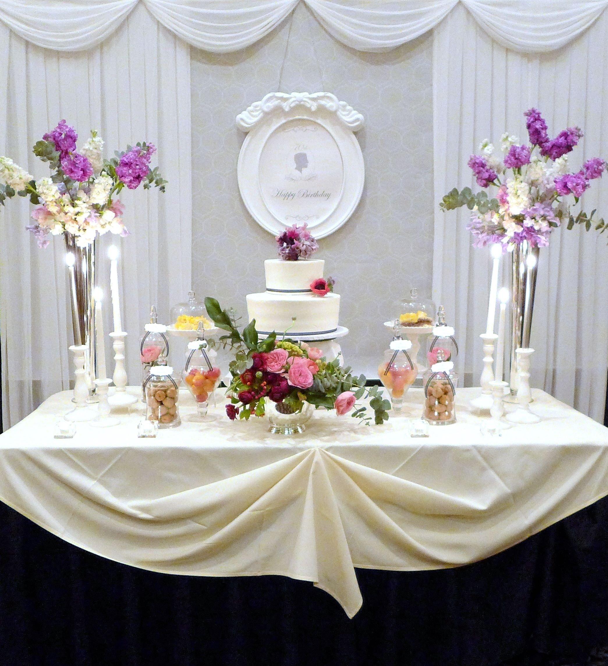 10 Elegant 70Th Birthday Party Ideas For Mom