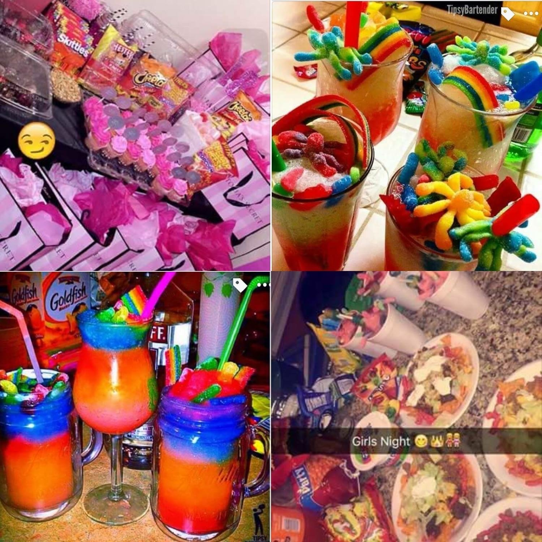 10 Best Ideas For A Girls Night In pinf09f929b dyani f09f9191 on food pinterest birthdays girls night and 2020