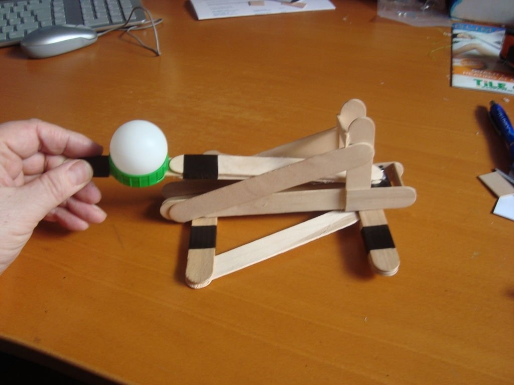 10 Stylish Ping Pong Ball Launcher Ideas ping pong catapult