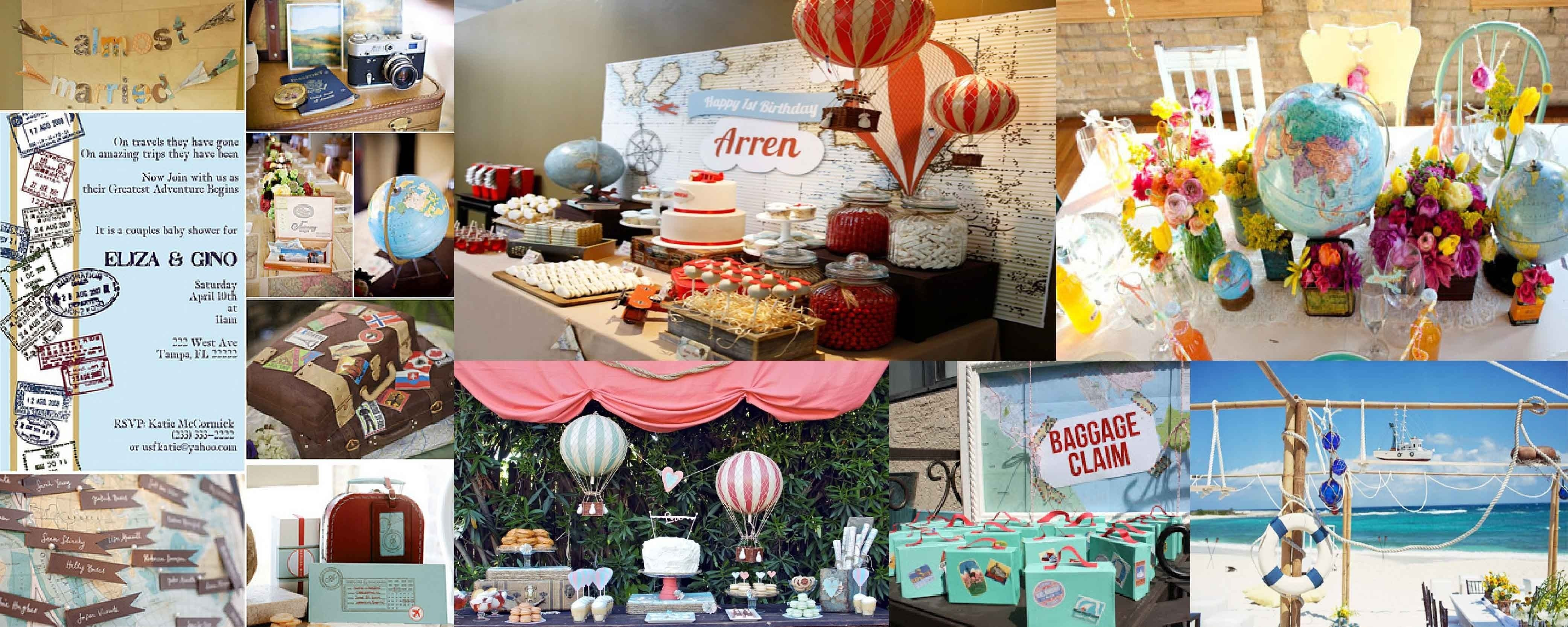 10 Great Around The World Party Ideas pingulcin soyer on party concepts pinterest event management