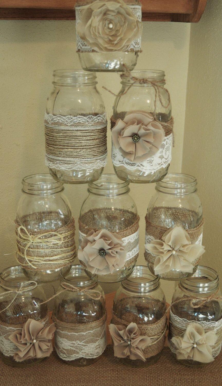 10 Fantastic Country Wedding Ideas Mason Jars pinheather grace on mrs grace3 pinterest wedding jars 2020