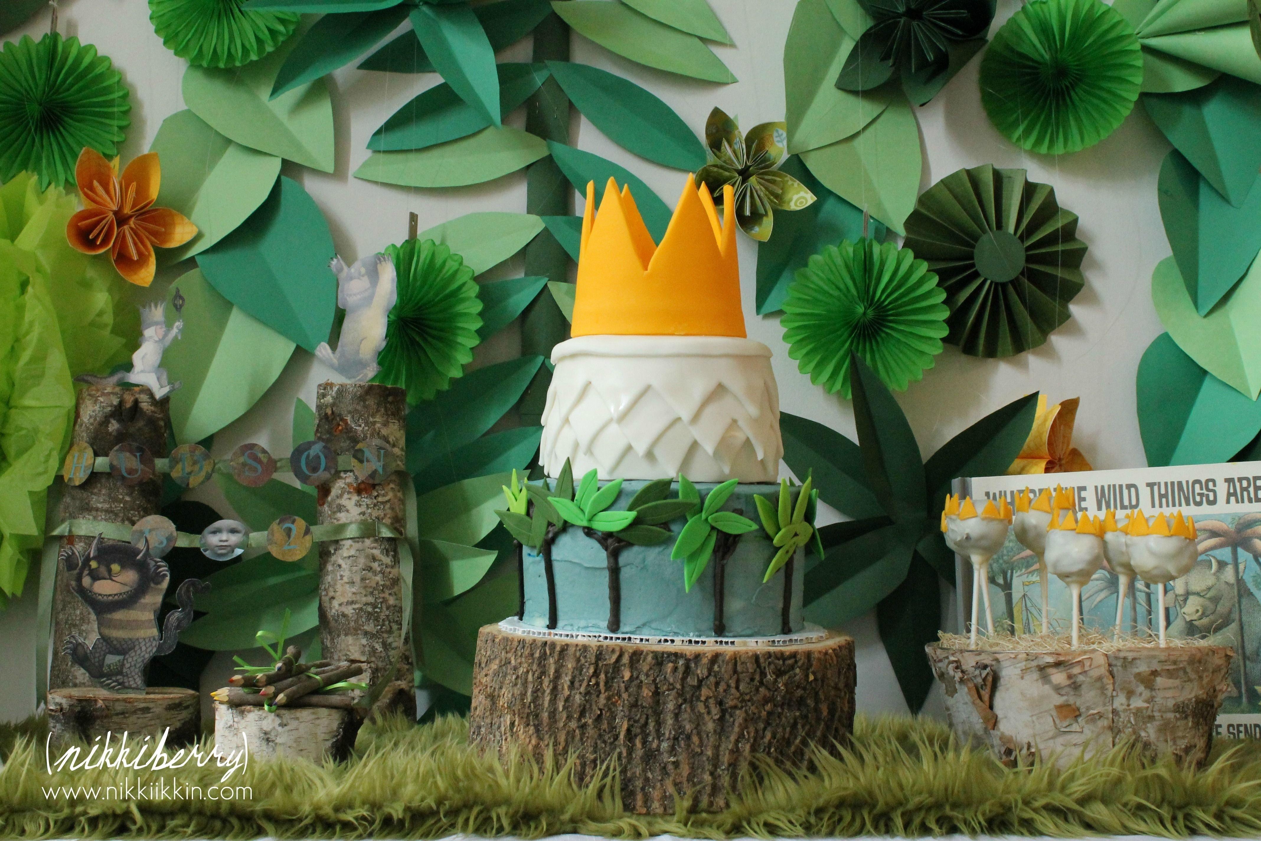 pinjamie lenio on finn's first birthday | pinterest | wild
