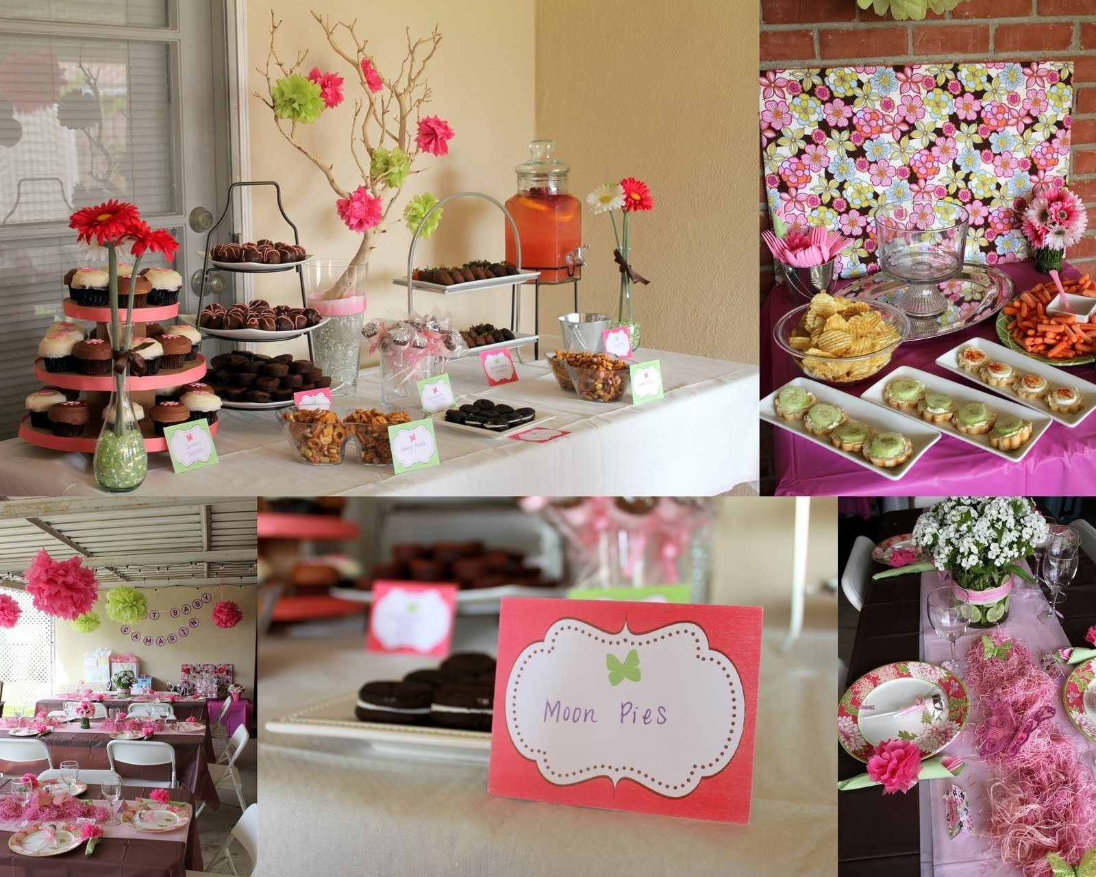 10 Trendy Pink And Brown Baby Shower Ideas pink and brown baby shower decorations baby showers ideas