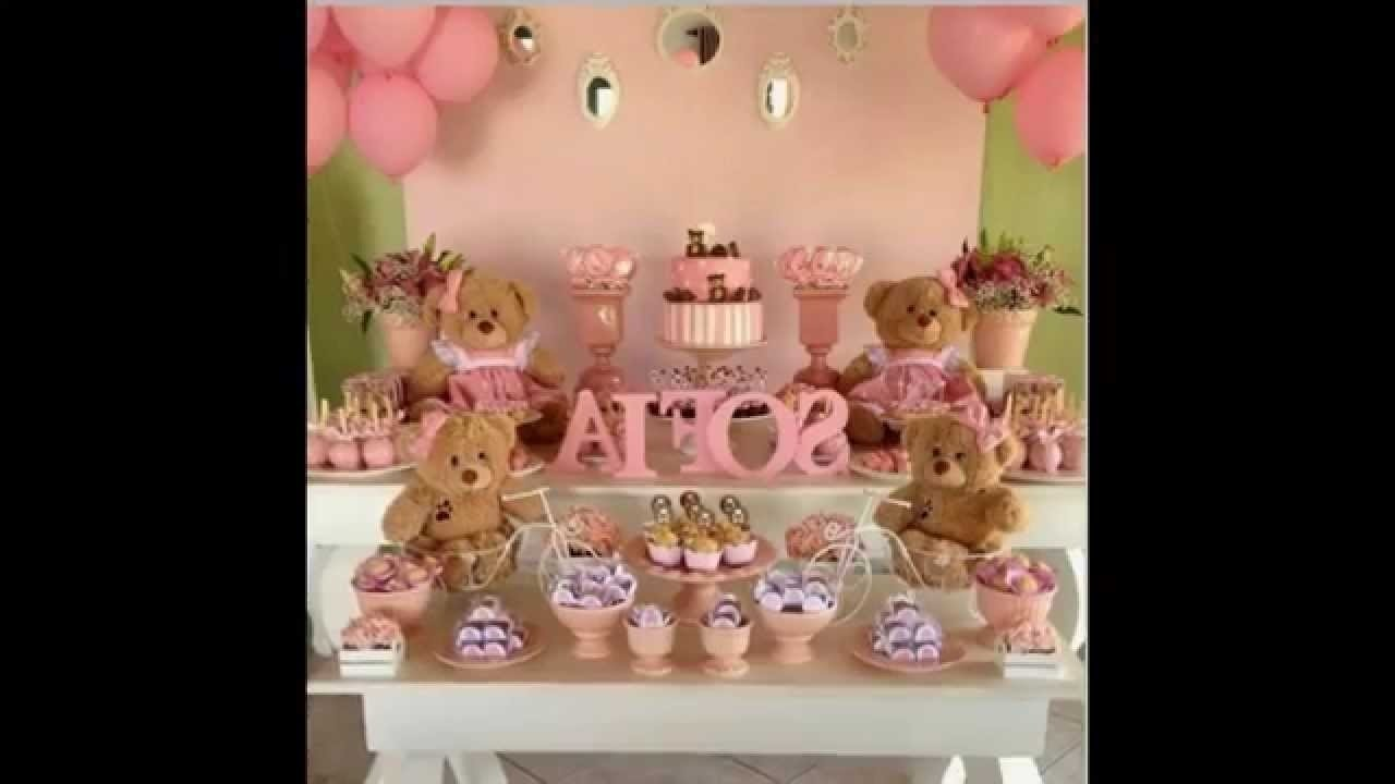 10 Trendy Pink And Brown Baby Shower Ideas pink and brown baby shower ideas youtube