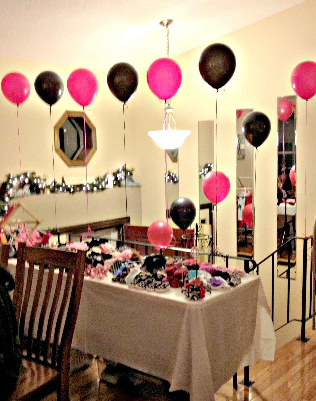 10 Perfect Pink And Black Baby Shower Ideas pink black baby shower themes e280a2 baby showers ideas 2021