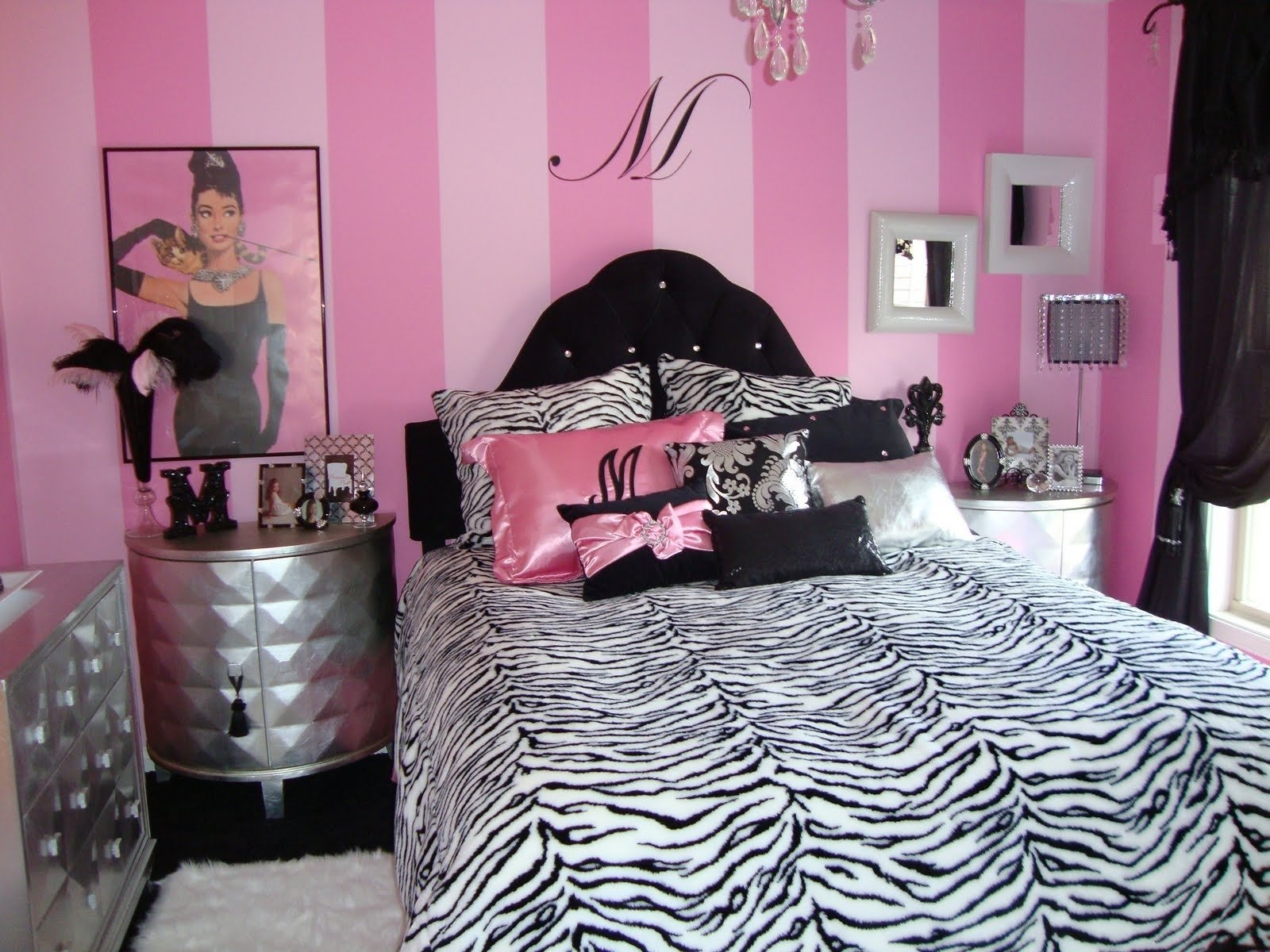 10 Lovable Pink And Black Bedroom Ideas pink black bedroom ideas e280a2 white bedroom ideas 2020