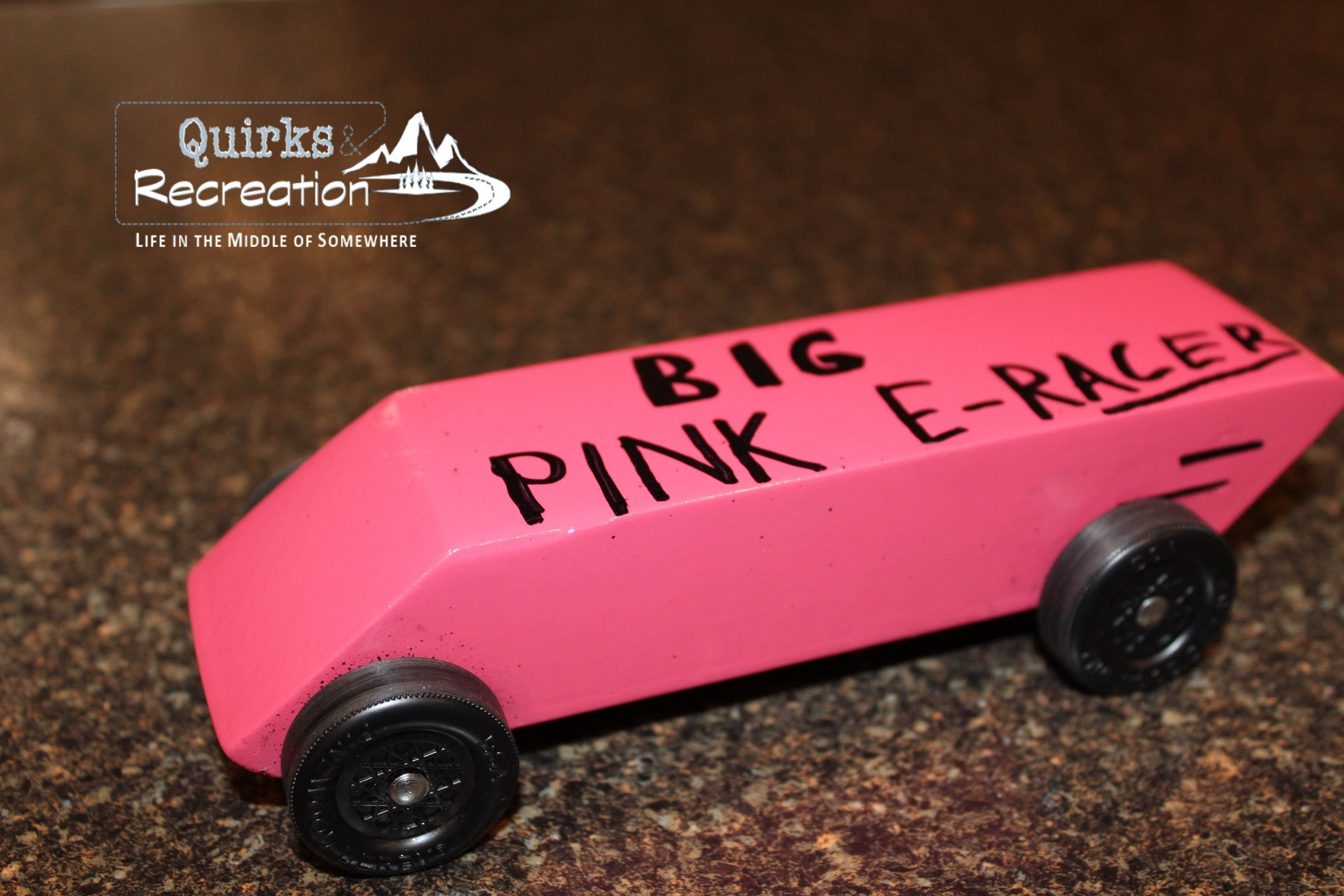 pink-eraser-pinewood-derby-car (3456×2304) | *pinewood derby