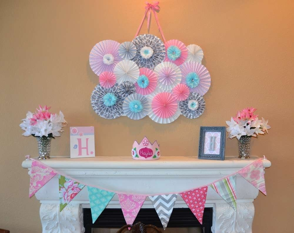 10 Stylish Pink And Gray Baby Shower Ideas pink grey aqua baby shower party ideas photo 1 of 25 catch my 1 2020