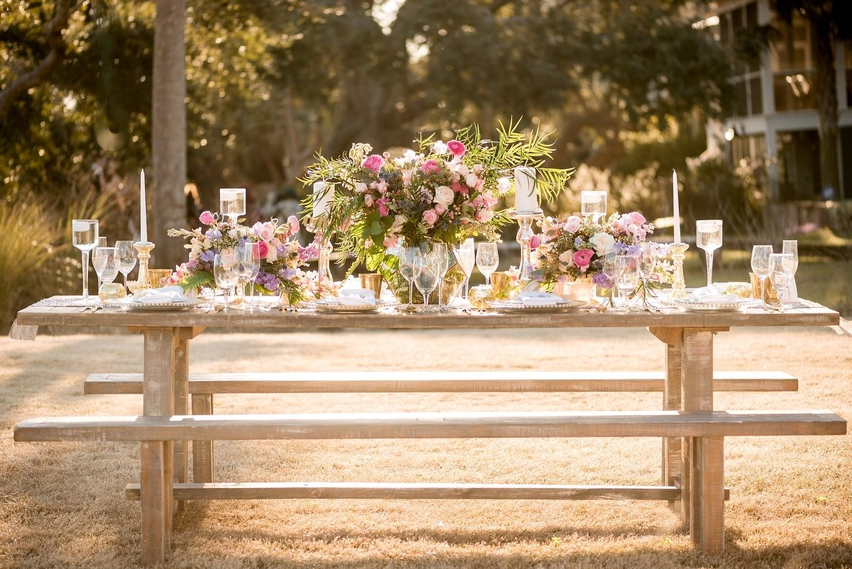 10 Fantastic Pink And Brown Wedding Ideas pink purple southern glam wedding ideas every last detail 2021
