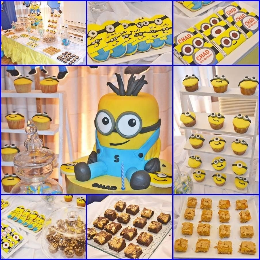10 Stylish Despicable Me Party Food Ideas pinkatie haefele oldham on wedding pinterest birthdays 2020