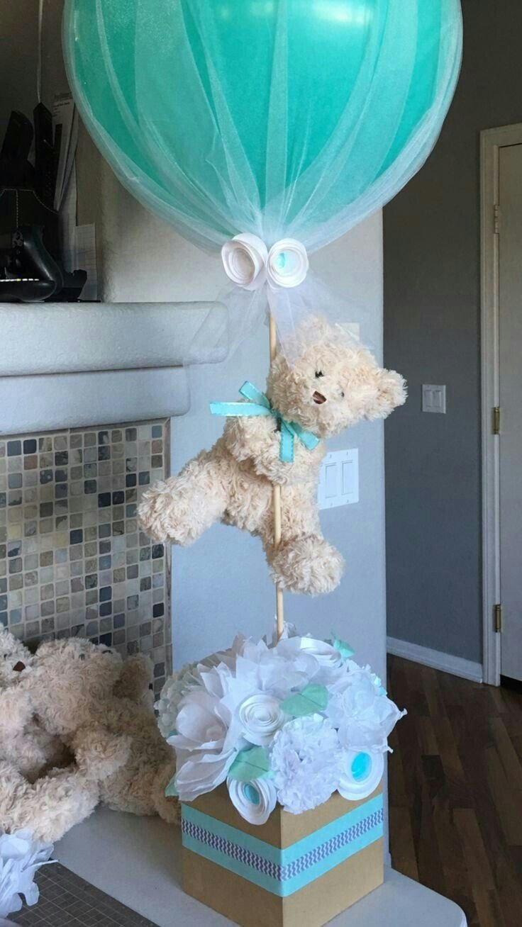 10 Great Ideas For Baby Boy Shower pinkayy missyy on baby shower and gender reveal ideas 1 2021