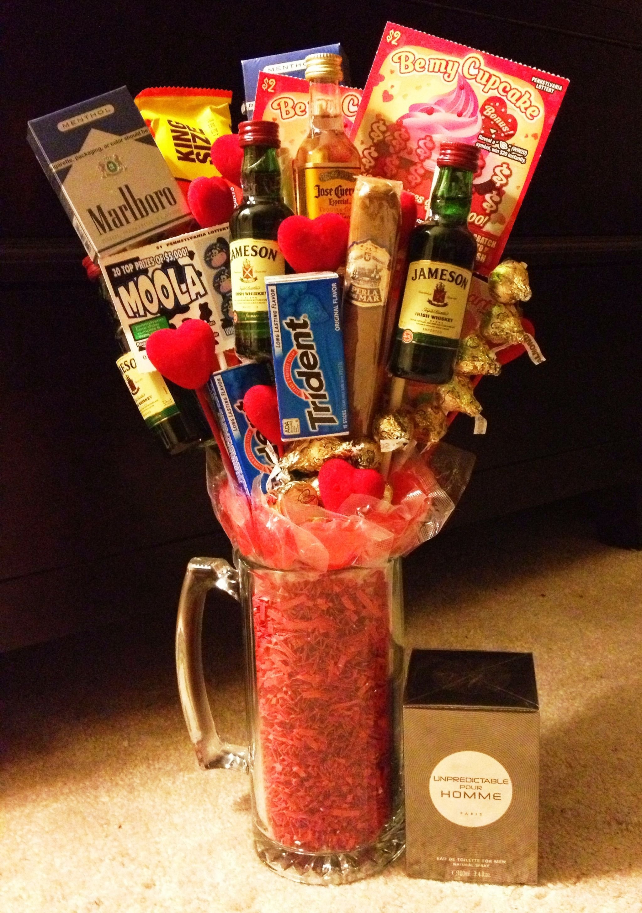 10 Wonderful Sweetest Day Gift Ideas Men pinkelsey haag on call it clever pinterest man basket gift 2021
