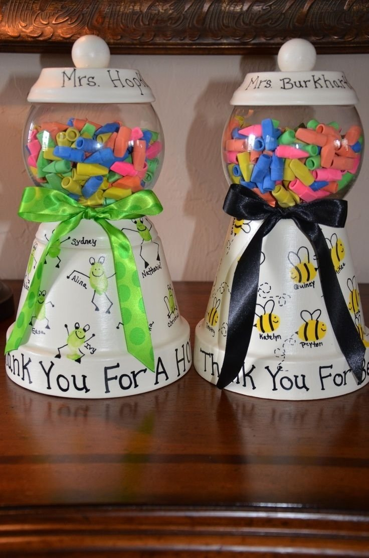 10 Most Popular Teacher Gift Ideas For End Of School Year pinlisa gilley on cake to tryout pinterest teacher 2021