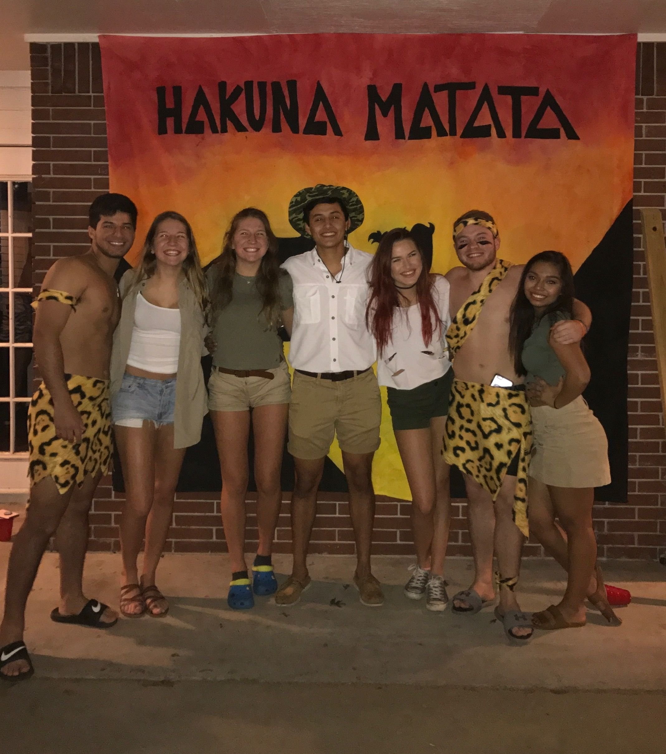 10 Amazing Themed Party Ideas For College pinlise c on college party themes pinterest safari theme 2021