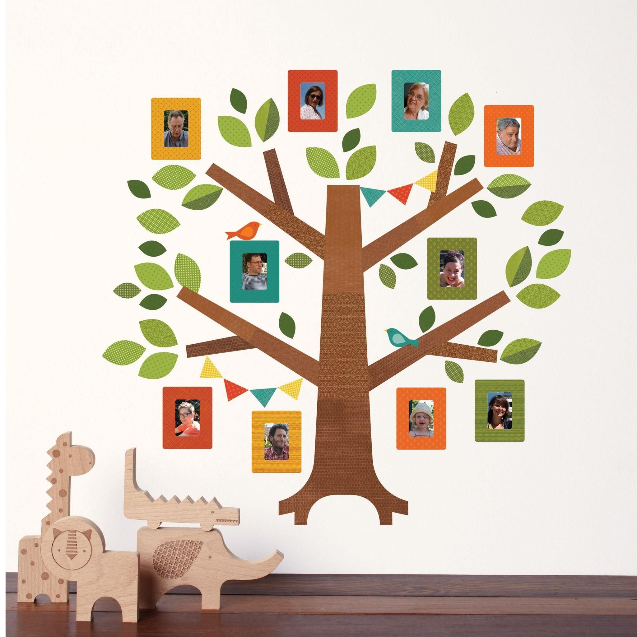 10 Stunning Family Tree Ideas For Kids pinmagda kerameida on baby stuff pinterest