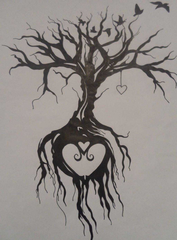10 Great Tree Of Life Tattoo Ideas pinmargie stellwagen on my tats pinterest life tattoos