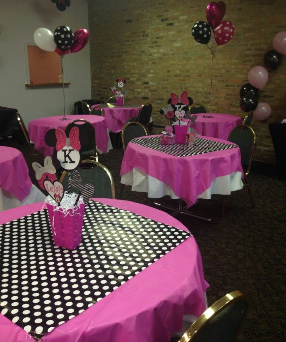 10 Unique Minnie Mouse Party Theme Ideas pinmarjon miller on minnie mouse party pinterest minnie