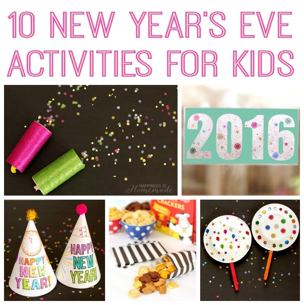10 Unique New Years Eve Ideas For Kids pinmelanie amorim graphic designer on i have boys pinterest 2020