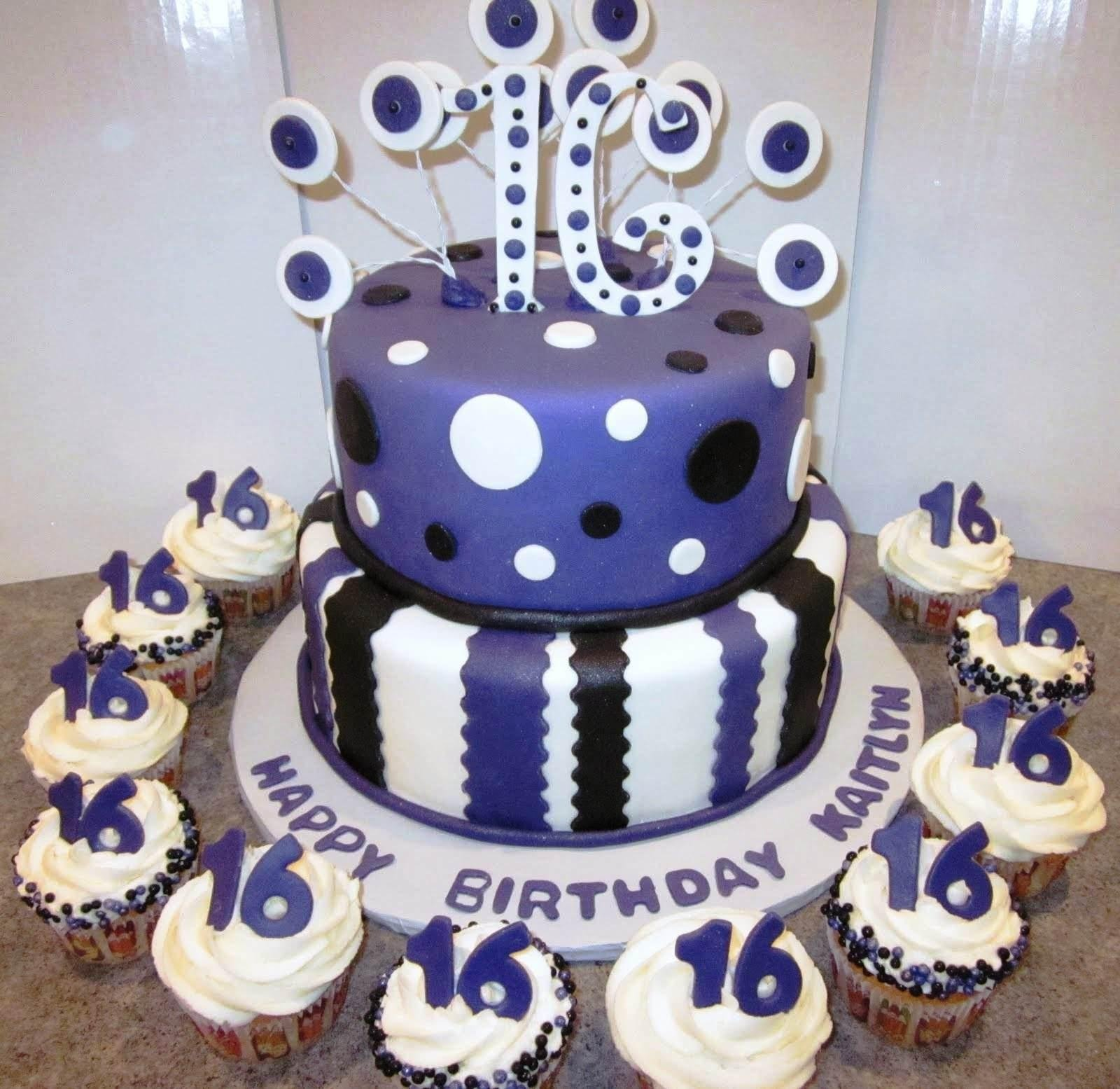 10 Ideal 16Th Birthday Cake Ideas For Boys pinrhonda walker on boys 16th birthday party pinterest 16th 4