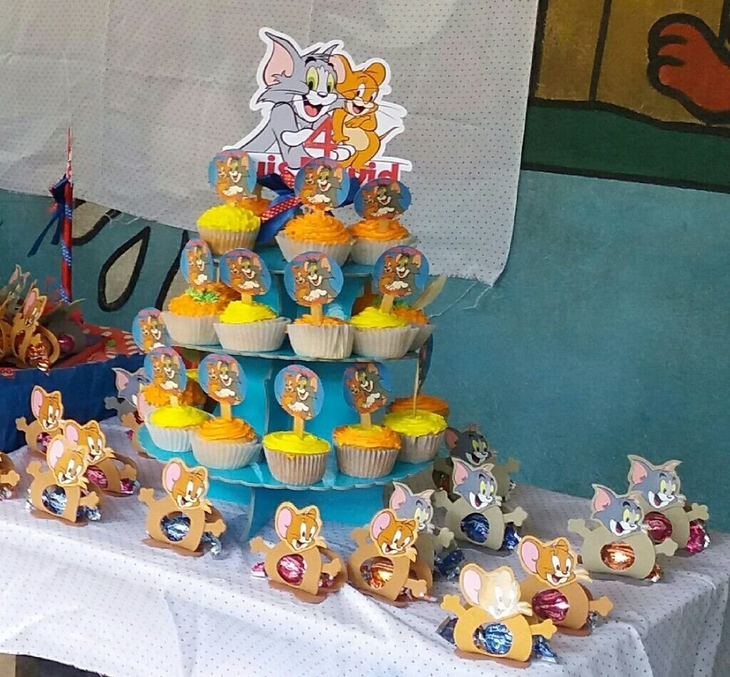 10 Lovely Tom And Jerry Birthday Party Ideas pinrocio huapaya on tom jerry party ideas pinterest toms 2021