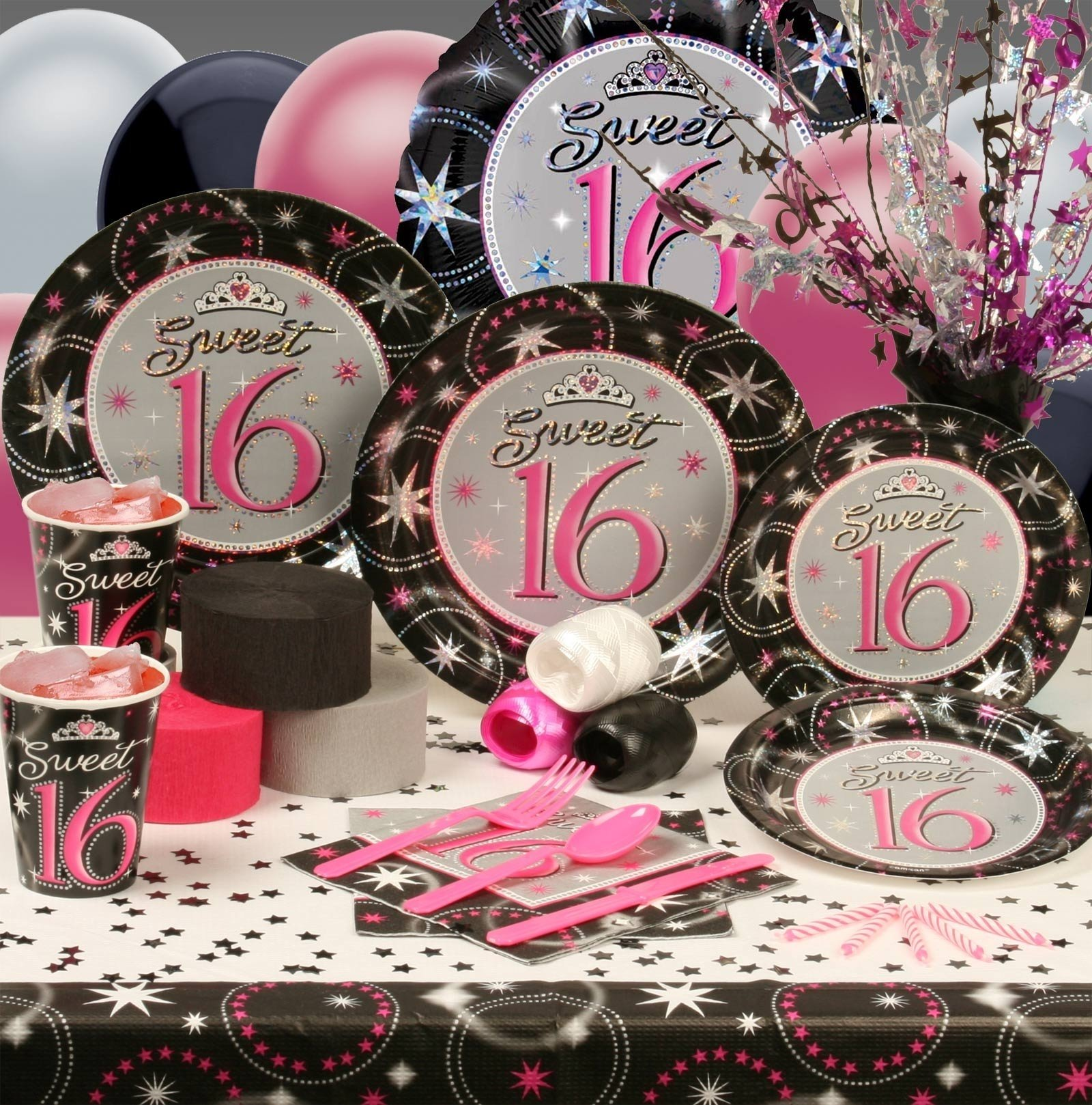 10 Fantastic Sweet 16 Limo Party Ideas pinsharon mancuso meade on haleys sweet sixteen party 2021