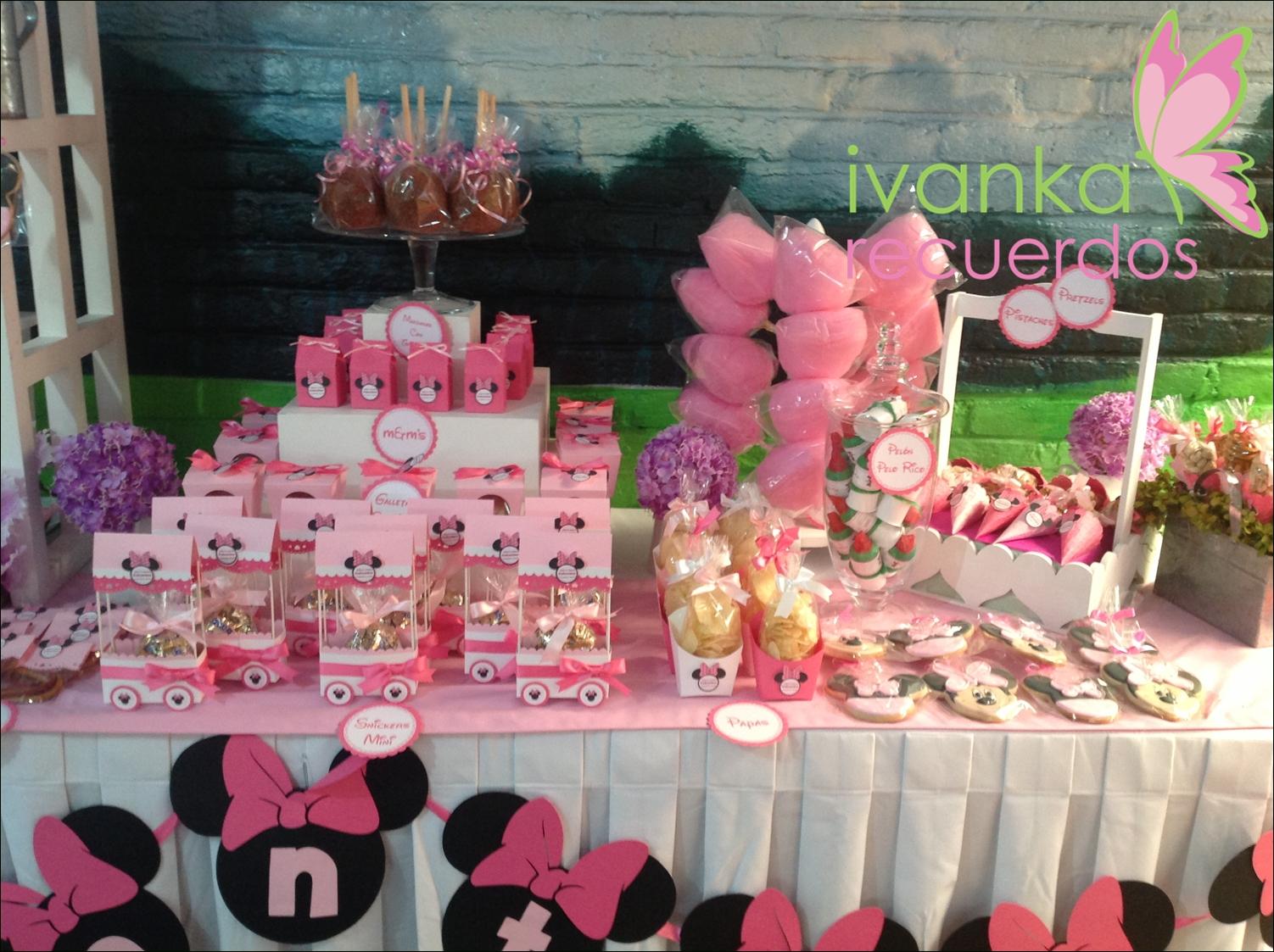 10 Wonderful Minnie Mouse Candy Bar Ideas pinterest candy bar ideas share victoria pinterest 2021
