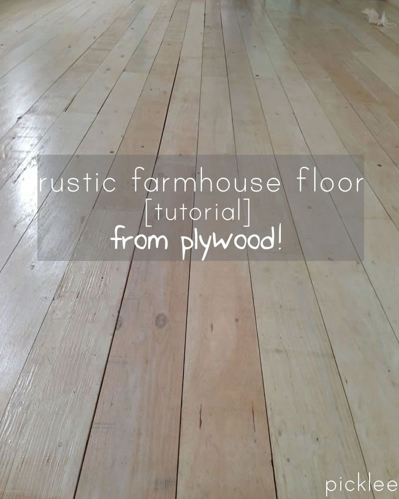 10 stylish do it yourself flooring ideas 10 stylish do it yourself flooring ideas pinterest love plywood wide plank and plank solutioingenieria Gallery
